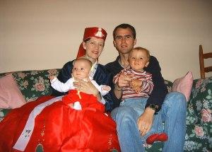 Meier Family Celebrates